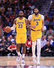 Los Angeles Lakers mit Sportwettenberater.com