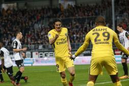 Cavani und Mbappé jubeln mit Sportwettenberater.com