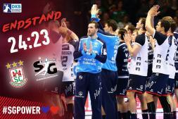 SG Flensburg-Handewitt verliert erstes Ligaspiel