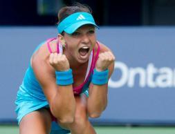 Simona Halep mit Sportwettenberater.com