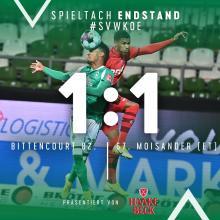 Werder Bremen und Sportwettenberater.com